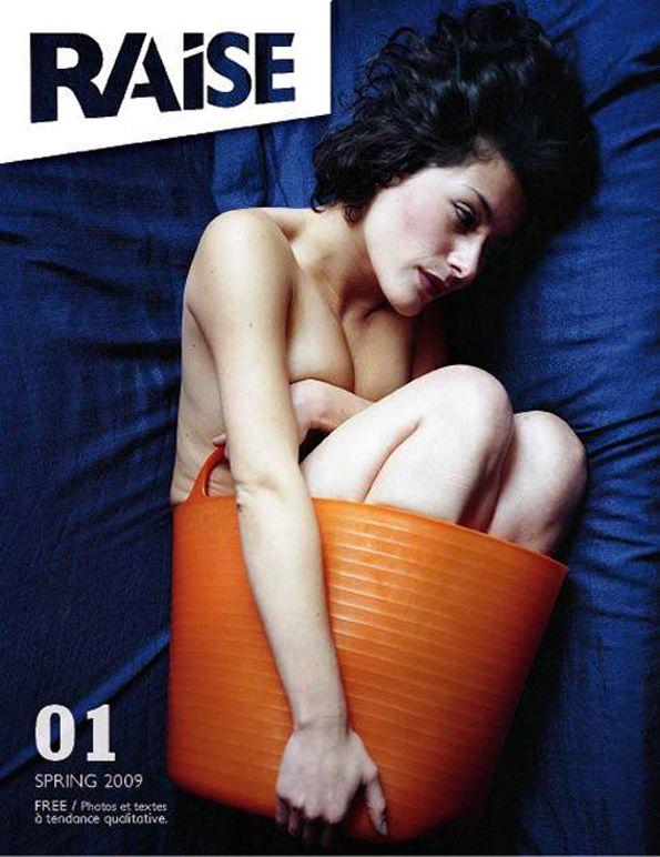 Cover Raise Magazine  Issue #1