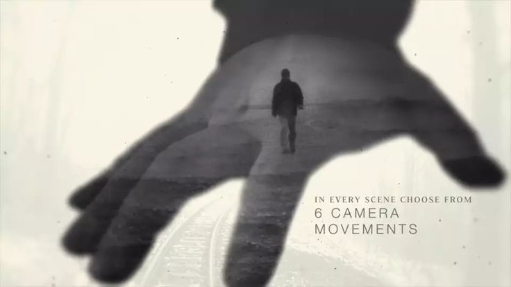 After Effects Template - Double Exposure Generator on Vimeo
