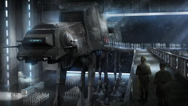 Star Wars: Rogue One - upcoming villains rumour round-up   Den of Geek