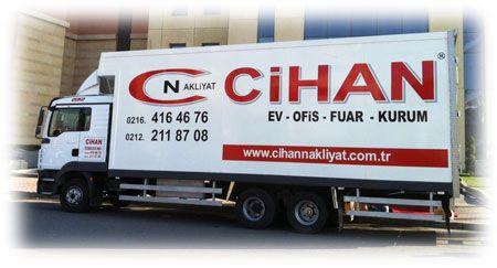 1991'den beri kaliteli hizmet Cihan Nakliyat | Firma Fix | Evden Eve Nakliye | Nakliyat | Rent a Car | İstanbul Firma Rehberi