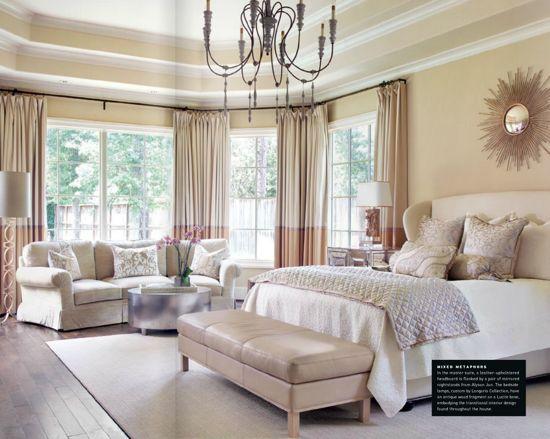 Gorgeous Neutral Bedroom
