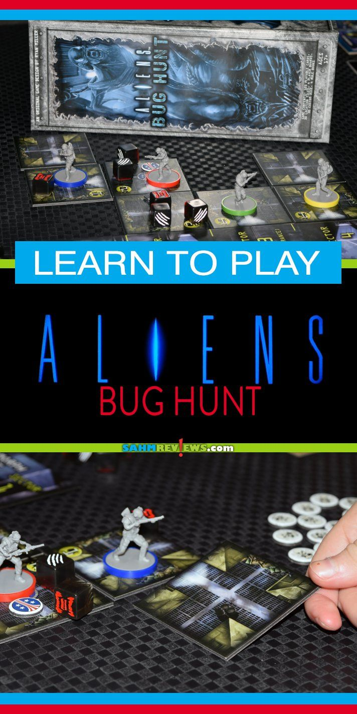 Aliens Bug Hunt Cooperative Game Overview in 2020 Fun