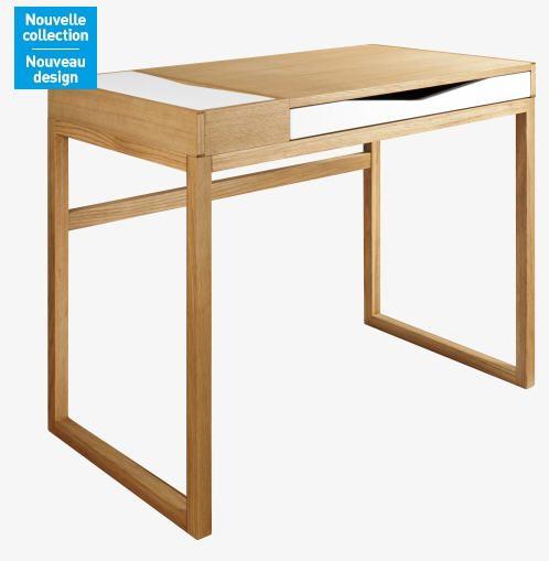 greta bureau meubles pas cher desk table desk et bureaus. Black Bedroom Furniture Sets. Home Design Ideas