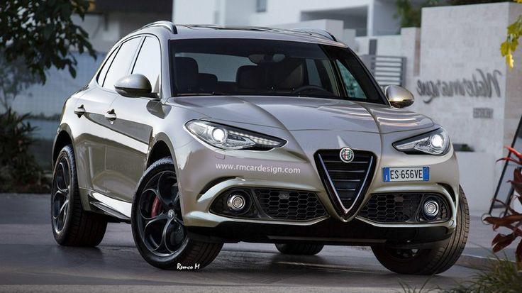 Por fin tenemos fecha para el debut del Alfa Romeo Stelvio # Parece que la…