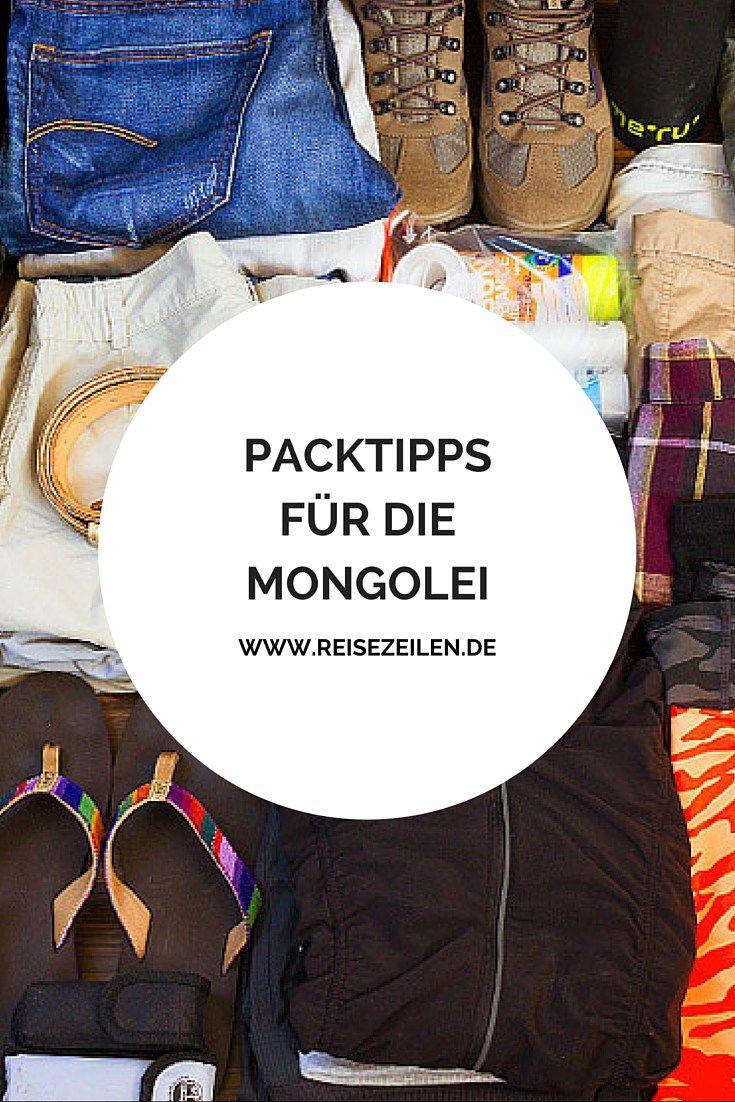 Hier findest Du meine praxiserprobten Empfehlungen und Tipps, was auf Deiner Packliste für eine Reise in die Mongolei auf keinen Fall fehlen sollte.