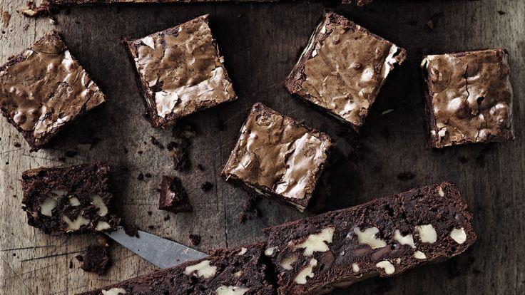 Chokoladebrownie