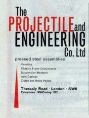 Projectile and Engineering Co