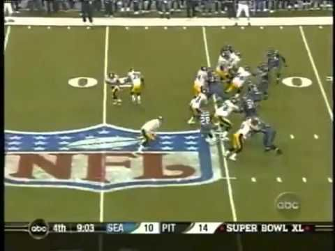 It's 43 days until the start of the NFL season. Let's remember Antwaan Randle El's 43-yard touchdown pass to Hines Ward in the Super Bowl.  https://www.youtube.com/watch?v=OGwSb2aMqwc Submitted July 26 2017 at 07:03AM by ConjugateBase via reddit http://ift.tt/2vIfvll