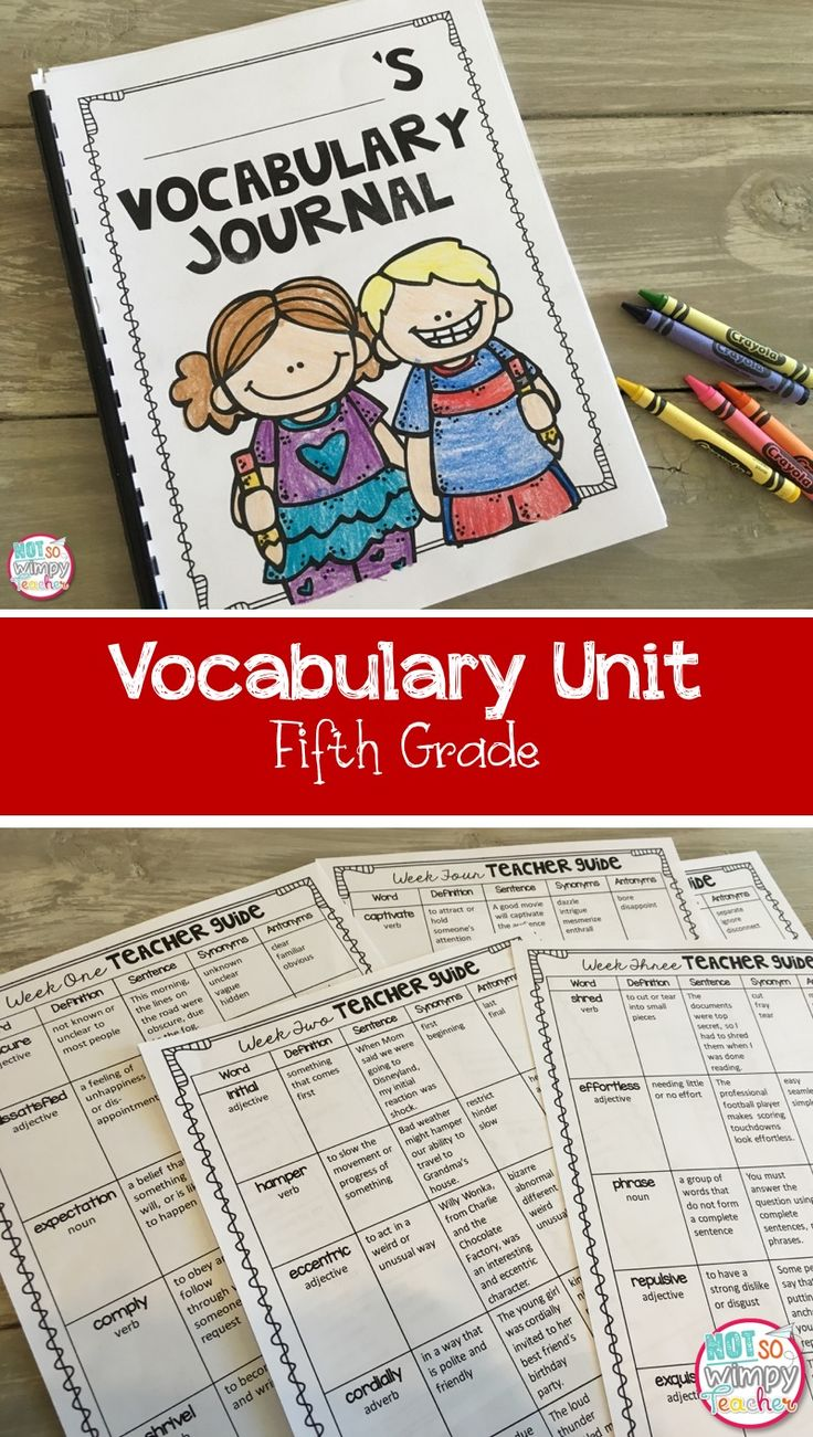 Everything you need to teach and assess fifth grade vocabulary for an entire year. Even includes prefixes, suffixes and roots.