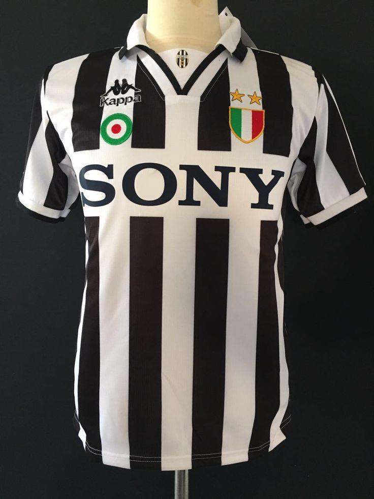 1995/96 Juventus Home Shirt