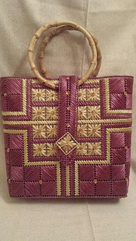 Hot Pink Avenues  An Helena Sassy Handbag by HelenaSassyBags