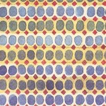 Watercolor Dots Christmas Print Paper ~ Tassotti
