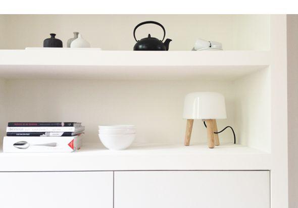 Kasten op maat | Interieur design by nicole & fleur Interieur design by nicole & fleur