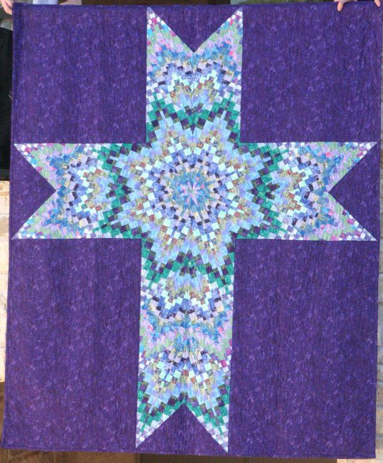 101 Best Images About Religious Quilts On Pinterest