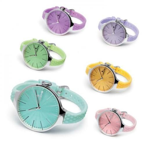 whatch-woman-HOOPS-CHERIE-L-Silicon-Colors-summer-red-green-pink-lilla-Market Price 50€-PRIZE FOR STAGE I