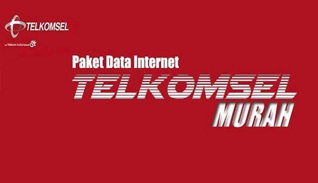 Paket Internet Murah Telkomsel 15 Gb Internet