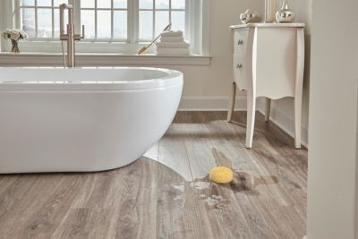 water resistant wood flooring for bathrooms aquaguard smoky dusk water resistant laminate 12mm 25838