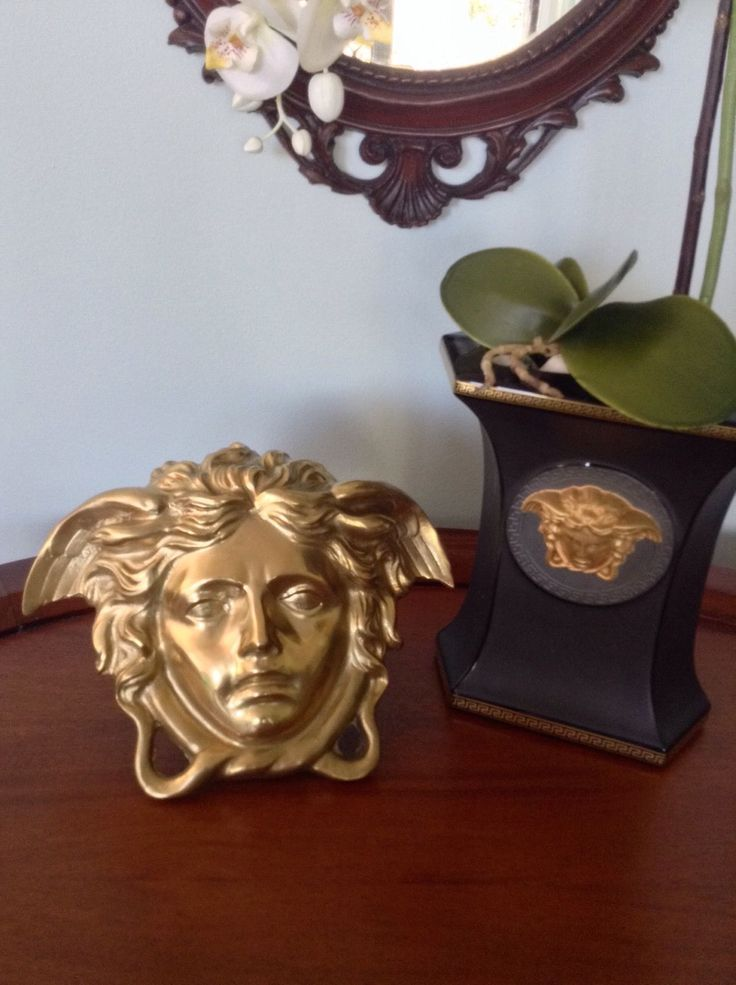 Rare Extra Large Versace Shop Display Medusa Head Wall ...