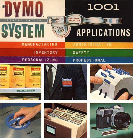 Scanning Around With Gene: Dymo-Mite! The Art of Labeling - CreativePro.com