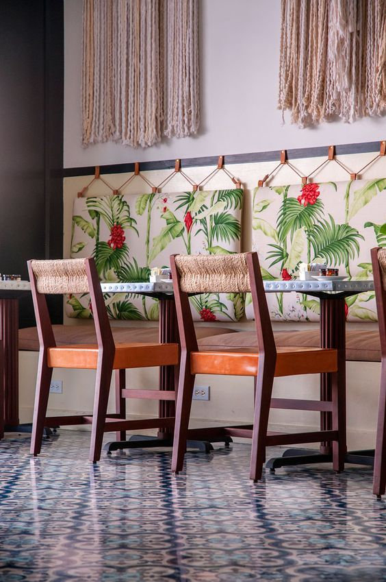 10 Hospitality Projects With Alternative Tropical Decor