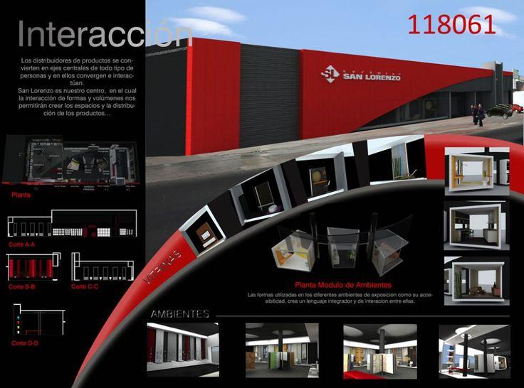 PANELES DE PRESENTACIÓN DE ARQUITECTURA | Jorgecuaresma's Blog