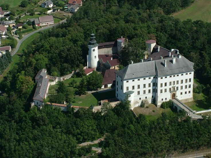 Zámek Úsov - Czech Republic