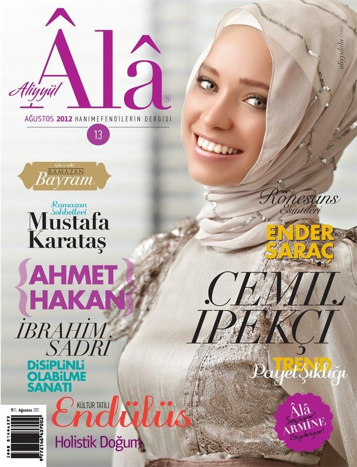 Ala magazine  in turkey