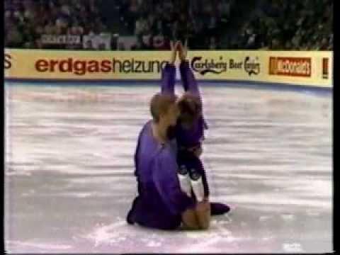 Torvill & Dean - Bolero Free Dance Worlds '84
