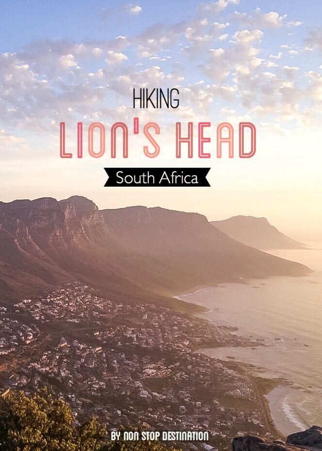 Hiking Lionu0027s Head in Cape Town 178