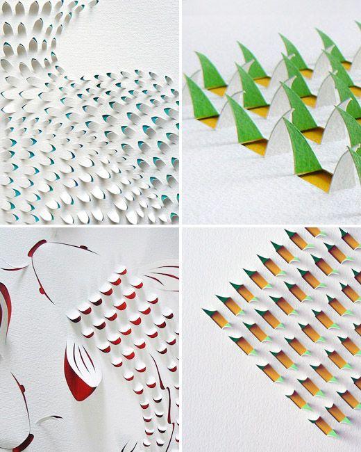 Paper Cut Art By Lisa Rodden