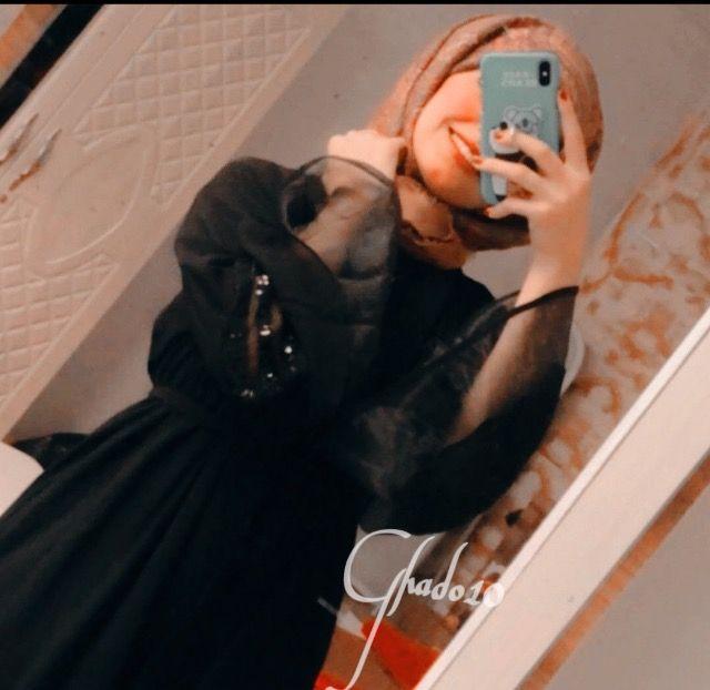 بنات محجبات Mirror Selfie Photo Selfie