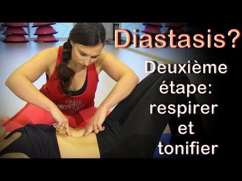 Diastasis: gym hypopressive - YouTube
