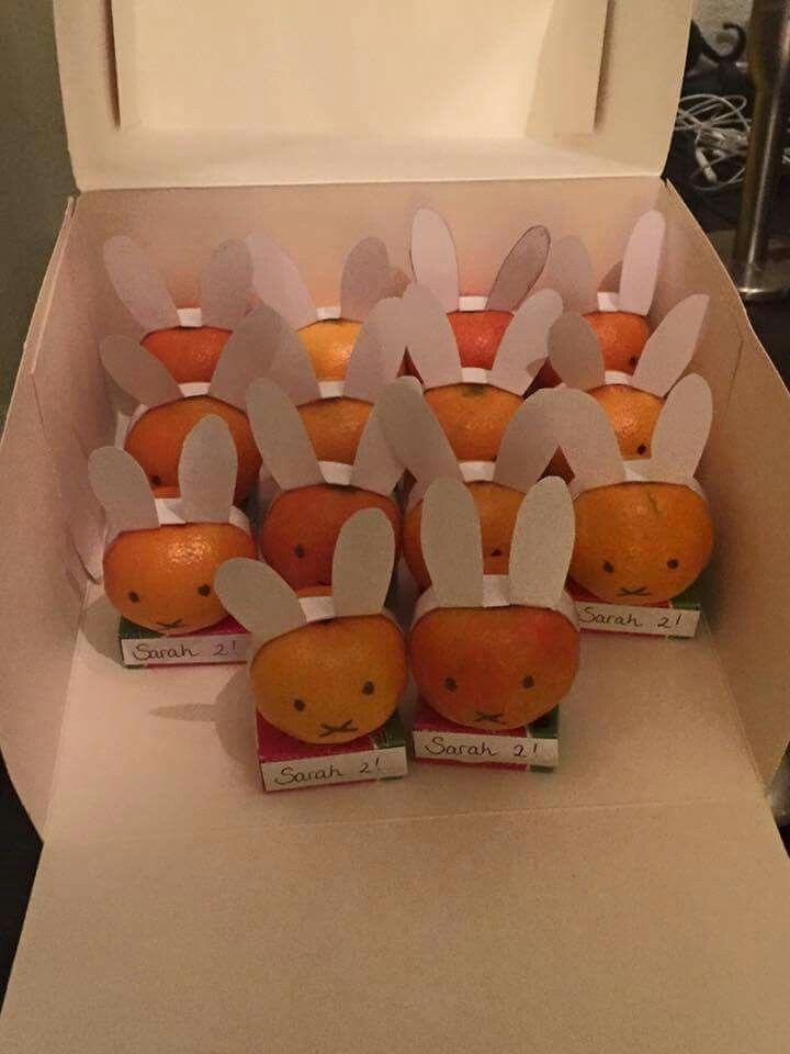 Nijntje mandarijntjes