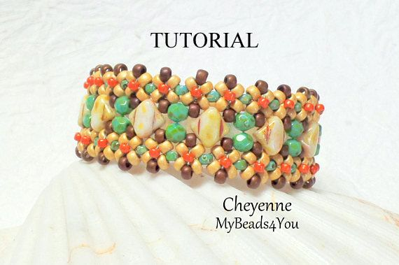 Beading Tutorial Pattern Beading Instructions Seed Bead