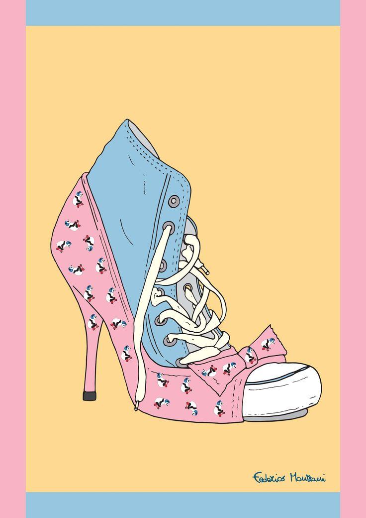 Fashion All Star ManWoman by Federico Monzani