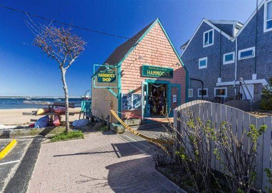 Iconic Provincetown Hammock Shop For Sale — Design News | Apartment Therapy