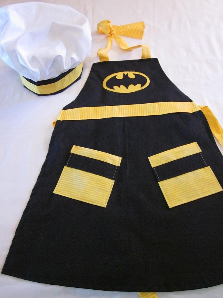 super hero aprons for ferrage
