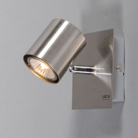 Spot Attractive 1 staal - LED spots - LED verlichting - Lampenlicht.nl