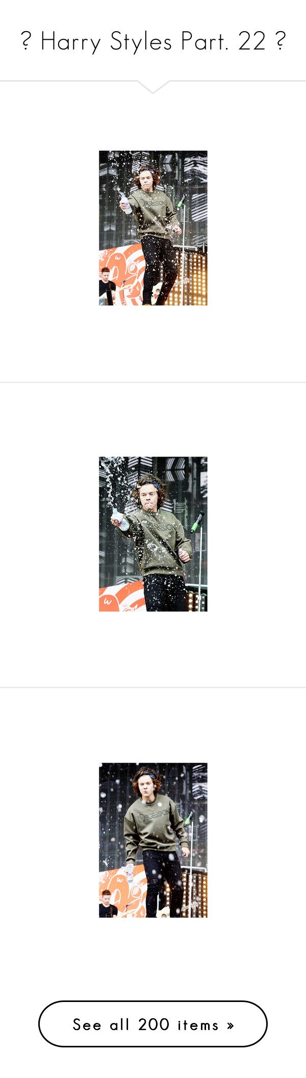 """""""✝ Harry Styles Part. 22 ✝"""" by thantx-phxbia ❤ liked on Polyvore featuring harry styles, 1d, harry, one direction, lou teasdale, photo, harold, pictures, h and & pictures"""