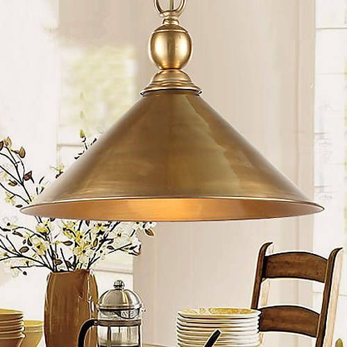 Pendant Lights Mini Style Traditional/Classic Bedroom / Dining Room / Kitchen / Study Room/Office Metal   2016 –  $226.99