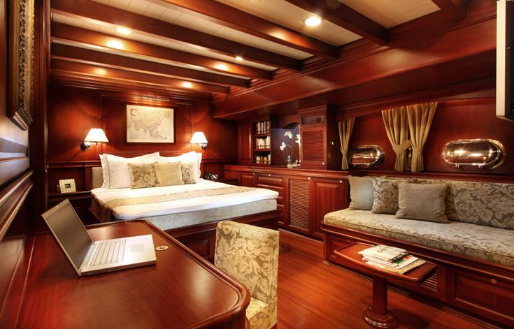 Cool Schooner Interiors - Google Search