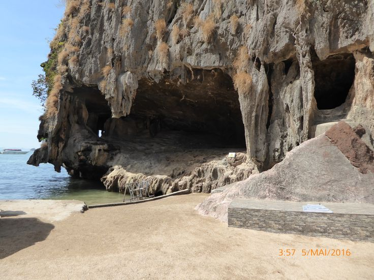 James Bond Felsen - Khao Tapu  - Insel Khao Ping kan (Pinggan) - Phang Nga Bucht - Ao Phang Nga National Park - Thailand