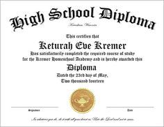 Free Printable High School Diploma Template. And detailed tip Huge Collection of high school diploma certificate template. Check them out!!