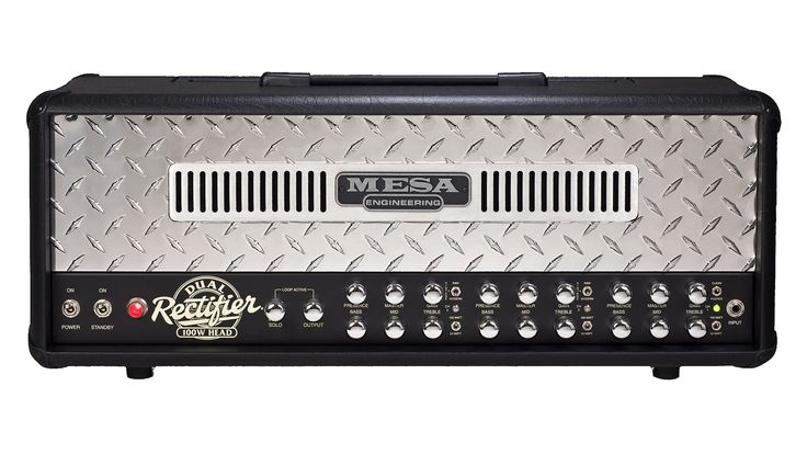 Dual Rectifier Guitar Amplifier The legendary Dual Rectifier has been reborn. This latest version is enhanced with several features that make it the best rectifier ever built, hands down. Blues, Metal