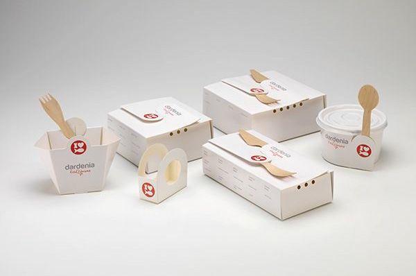 Packaging para Comida Rápida con mucha Creatividad… y Funcionalidad