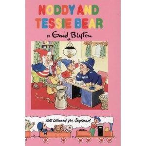 """Enid Blyton """"Noddy and Tessie Bear"""""""
