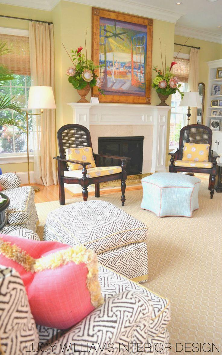 Lucy williams interior design blog it 39 s garden week in for Lucy williams interiors
