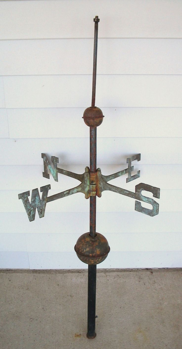 Copper Weathervane Balls Woodworking Projects Amp Plans