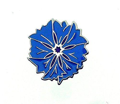 bleuet de france pin