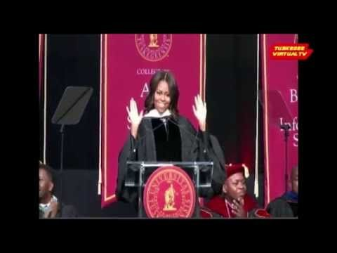 The Most Inspiring Advice From Michelle Obama's Graduation Speech - Levo